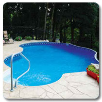 Above ground pools at debnar 39 s pools and spas - Best above ground swimming pool brands ...