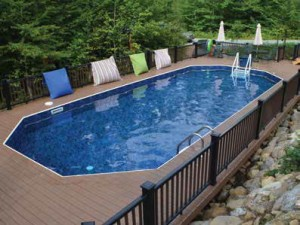 Above Ground Photo Gallery Debnar S Pools Spas Lawn